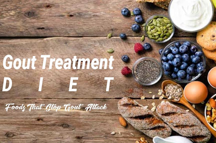 Gout Treatment Diet